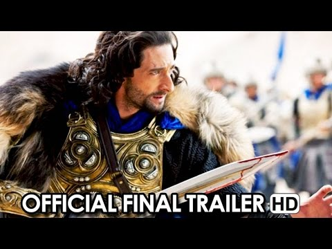 Dragon Blade Final Trailer (2015) - Jackie Chan, John Cusack Action Movie HD