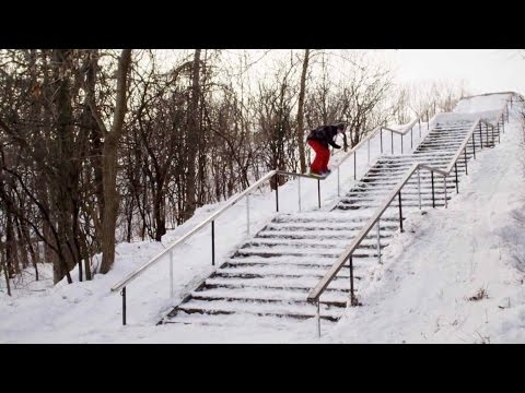 Kinked Rails and Urban Riding in Canada