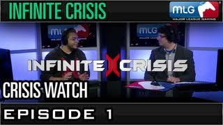 MLG Crisis Watch - Part 1 - Episode 1