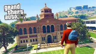 GTA 5 PC mods gameplay max settings 1080p free roam livestream includes first person mode Real Life mod roleplay gameplay ...