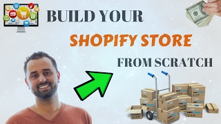 How To Sell Clothing On Your Own Shopify Website - Free 5 Week Course