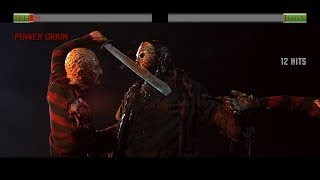 Nonton Freddy Vs Jason   With Healthbars Film Subtitle Indonesia Streaming Movie Download