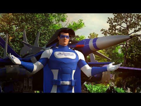 Commander Safeguard - Jungle Main Mungle | New Episode!