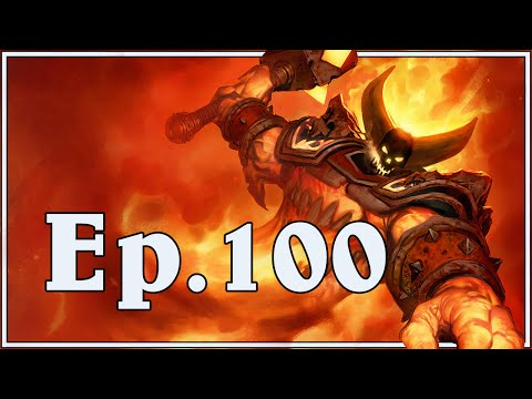 Funny and Lucky Moments - Hearthstone - Ep. 100