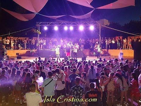 """Festival Muxo Calo: Dalex + D"""" La Crem (Isla Cristina)"""