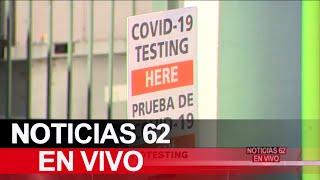 Nuevos centros de pruebas de coronavirus – Noticias 62 - Thumbnail