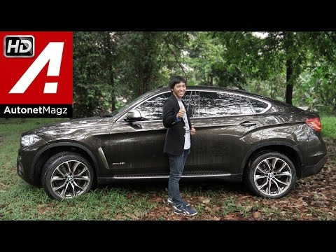 Review BMW X6 Indonesia