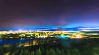 Luleå Aurora Timelapse 2015