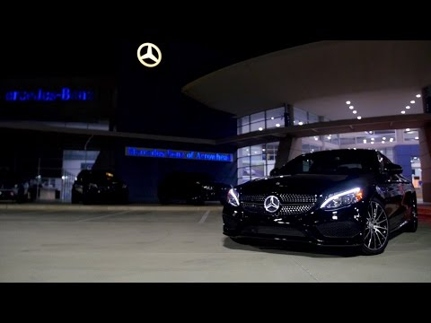 Genuine Illuminated Star - Before and After video - from Mercedes Benz of Arrowhead
