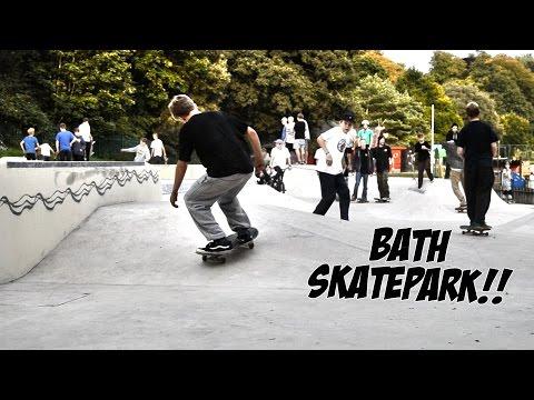 Bath Skatepark Reopening