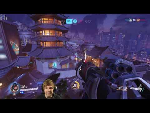 5 MAN KILL in OVERWATCH! (видео)