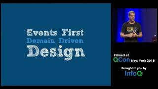 Designing Events-First Microservices