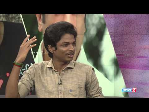 Super Housefull: Vajram Movie Crew In News7 Tamil Studio 1/2