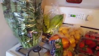 We make our own baby food for Kaiden & after a quick trip to grab some things, I decided to film an impromptu haul! Thanks for...