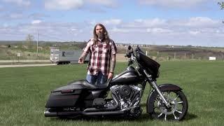 3. Loaded 2016 Harley Davidson Street Glide Special
