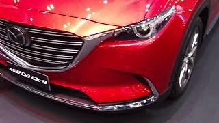 Video In Depth Tour Mazda CX9 Skyactiv AWD - Indonesia MP3, 3GP, MP4, WEBM, AVI, FLV Desember 2017