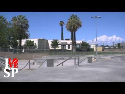 Moreno Valley Skatepark - Riverside - CA