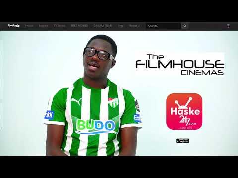 Barzana Hausa Film 2019 Promo iv
