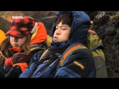 【CF】JOO WON for MOUNTIA F/W 2013 Scenes (видео)