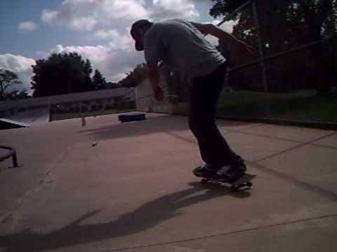 sterling skatepark run,ian
