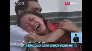 Video Tangis Histeris Salah Satu Anak Korban Kecelakaan Maut Tanjakan Emen, Subang - iNews Siang 11/02 MP3, 3GP, MP4, WEBM, AVI, FLV Februari 2018