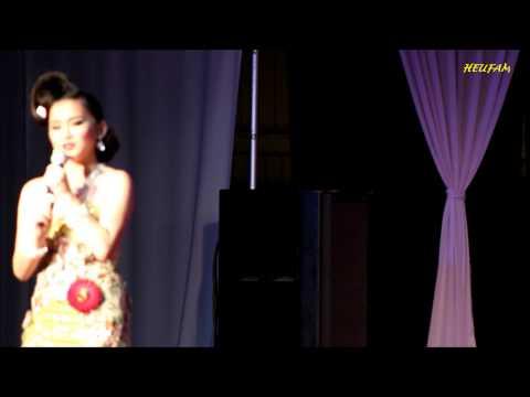 Fresno Hmong New Year Miss Hmong International Pageant 2015: 2nd Round - #5 Maiv Ntxias Yaj