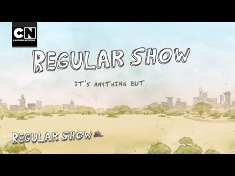 Regular Look At Regular Show | Regular Show | Cartoon Network