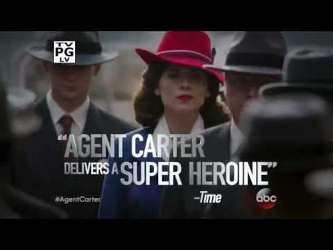 Marvel's Agent Carter Season 1 (TV Spot 'The Critics Love Agent Carter')