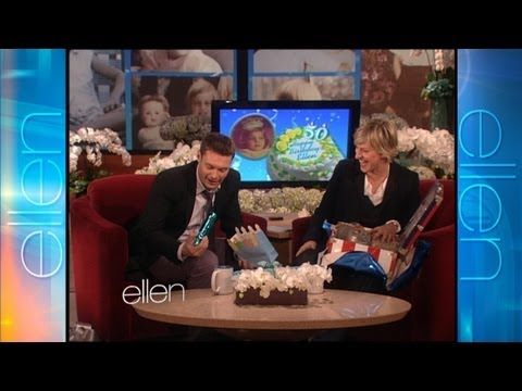 Memorable Moment: Ryan Seacrest's Gift