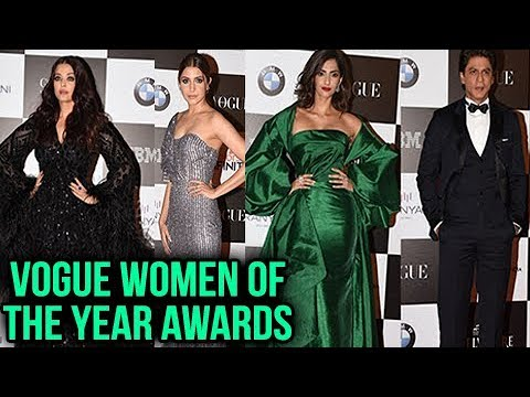 Vogue Women Of The Year Awards FULL EVENT RED CARP