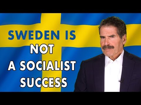 Sweden Not a Socialist Success