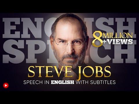STEVE JOBS speech of motivation