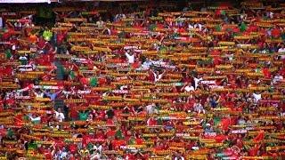 EM 2004: Die Highlights im Halbfinale (Portugal – Niederlande)