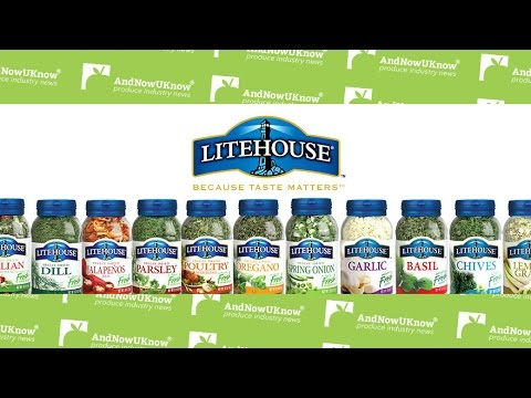 AndNowUKnow - Litehouse Foods - What's in Store
