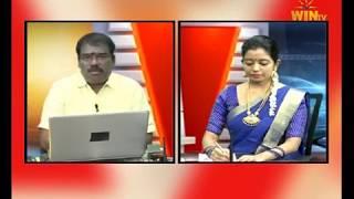"""3.12.2017 குருஜி நேரம் Aditya Guruji"""" s astro answers Win Tv – 0150"""