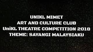 Nonton Unikl Mimet  Anc Theatre Competition 2018 Film Subtitle Indonesia Streaming Movie Download