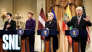 Video Donald Trump Baltic States Cold Open - SNL MP3, 3GP, MP4, WEBM, AVI, FLV September 2018