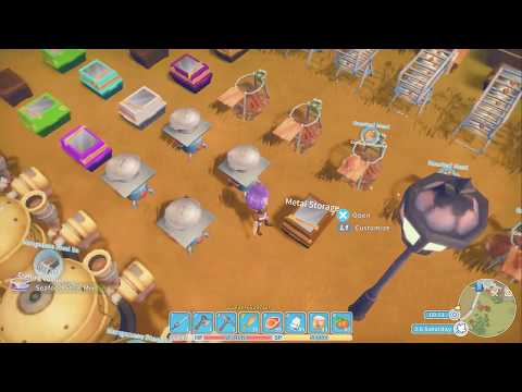 How To Use Cooking Pot / My Time At Portia
