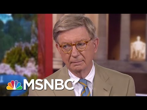 George Will Slams Mike Pence As вWorse Than President Donald Trumpв  Hardball  MSNBC