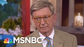 Video George Will Slams Mike Pence As 'Worse Than President Donald Trump' | Hardball | MSNBC MP3, 3GP, MP4, WEBM, AVI, FLV Desember 2018