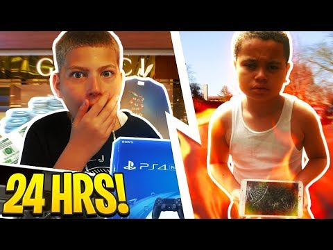 FAMILY SAID YES TO EVERYTHING JAYDEN SAID FOR 24 HOURS... [MUST WATCH] KAYLEN HAD TO DO THIS... 😡😂