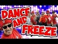 Dance & Freeze | Dance Song for Kids | Jack Hartmann