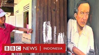Download Video 'Kampung Jokowi' di 'markas' Prabowo MP3 3GP MP4