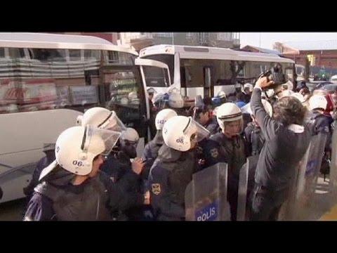 Turquie : des dizaines de militants arrêtés avant même de manifester