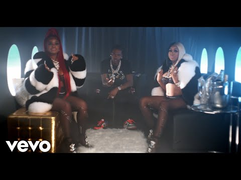 City Girls - Flewed Out (Alternative Video) ft. Lil Baby