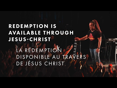 TODD WHITE - Redemption is available through Jesus-Christ