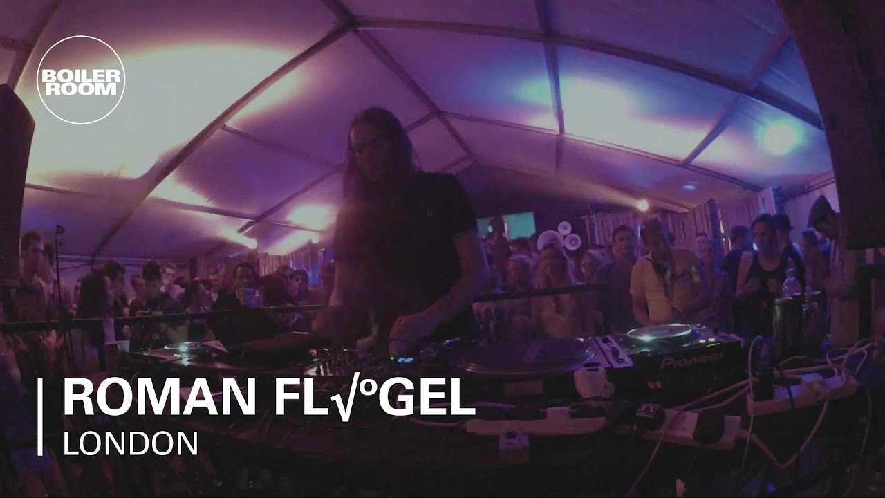 Roman Fluegel - Live @ Boiler Room x Eastern Elecrics