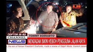 Download Video TOMMY SOEHARTO MENDADAK BIKIN HEBOH PENGGUNA JALAN RAYA MP3 3GP MP4