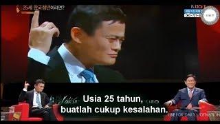 Video JACK MA Alibaba, Diusia 25 Tahun jangan takut, Jatuh bangkit lagi. [Inspirasi] Sub INDO MP3, 3GP, MP4, WEBM, AVI, FLV September 2018