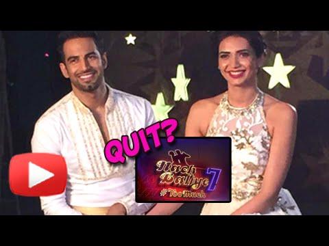 Upen Patel and Karishma Tanna to quit Nach Baliye